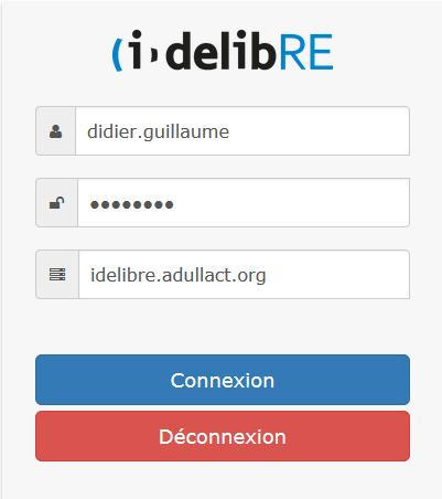 Screenshot name : 1465911733_Screenshot_idelibre_connection.jpg