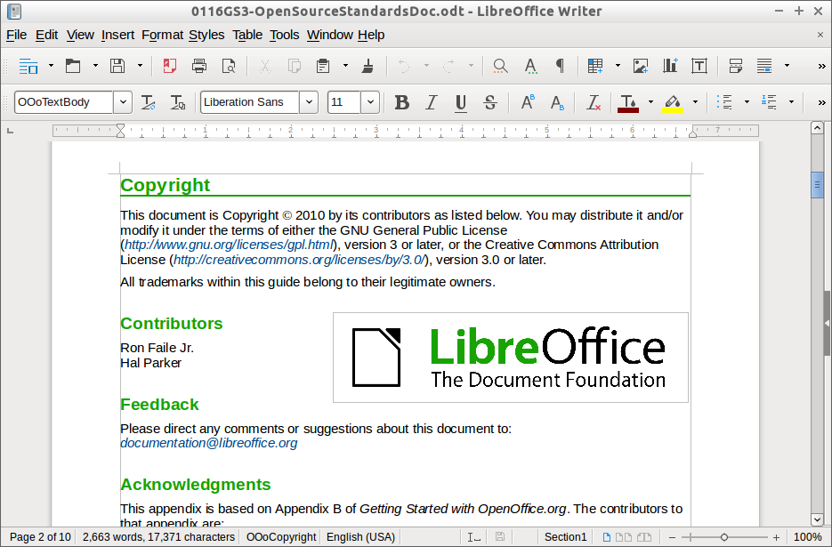 Screenshot name : 1465996735_Screenshot_office_writer.png