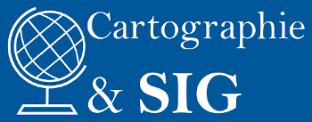 Go to the CARTOGRAPHIE ET SIG's page